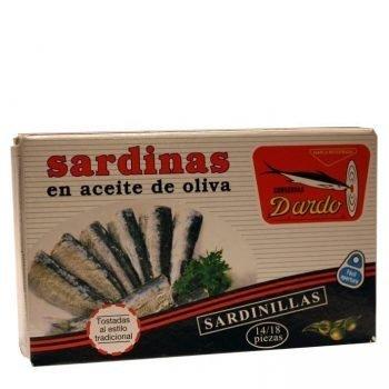 sardinilla dardo 125