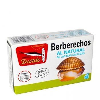 berberecho rías gallegas pequeño