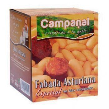 Fabada asturiana especial 2R
