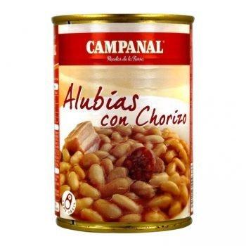Alubias con Chorizo Campanal
