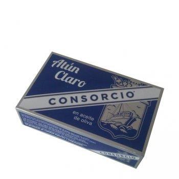 Atún Claro Consorcio lata 120ml