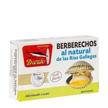 Berberecho rías gallegas