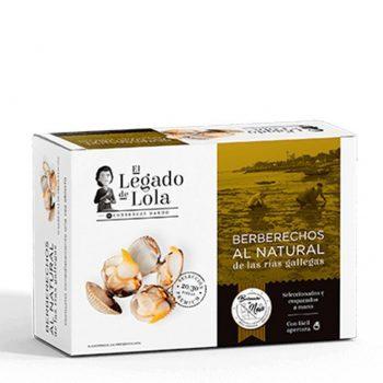 Berberecho rías gallegas 30-35