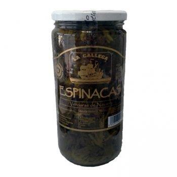 Espinaca La Gallega tarro 720ml