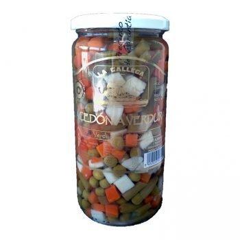 Macedonia de Verduras La Gallega 720ml